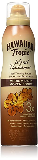 best dark drugstore self tanning lotion