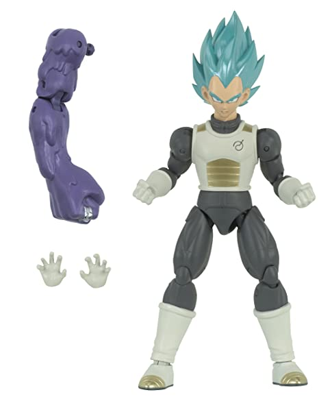 f8c0729fed705 Dragon Ball Super - Dragon Stars Super Saiyan Blue Vegeta Figure (Series 2)