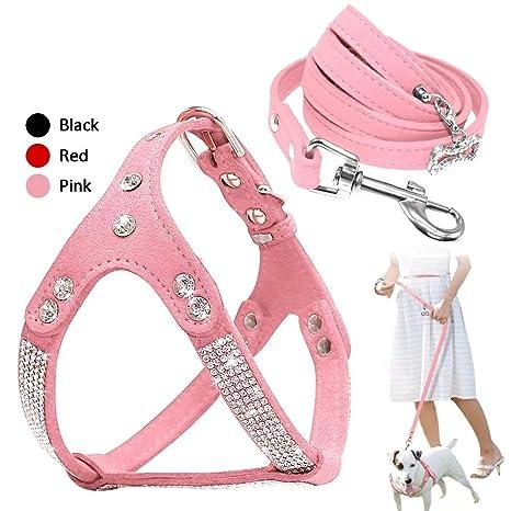 Berry - Arnés ajustable de moda para perro, con diamantes de ...