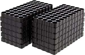 Redneck Convent Large Caliber 50 Round Universal Reloading Ammo Tray Loading Blocks 10-Pack