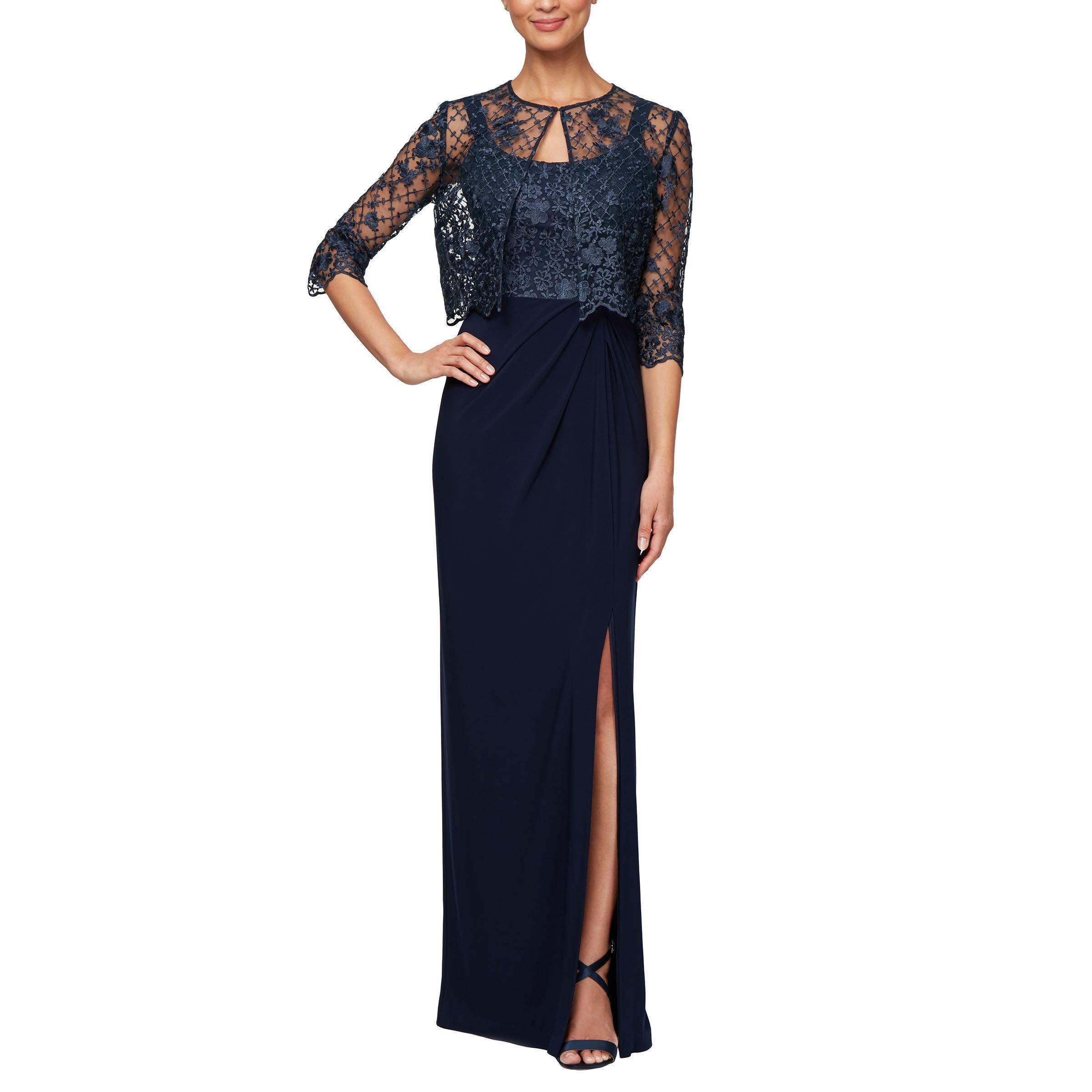 Women petite evening dresses