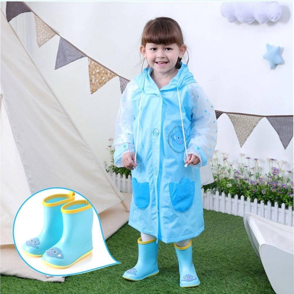 Amazon.com: Challyhope - Cubierta para zapatos de lluvia ...