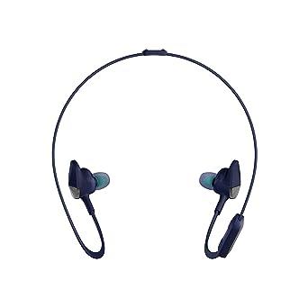 8cdc0d890bf Amazon.com: Fitbit Flyer Wireless Headphones, Nightfall Blue: Health ...