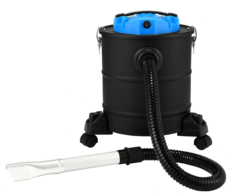 Bikain Dipremium Aspirador de Cenizas Negro/azul
