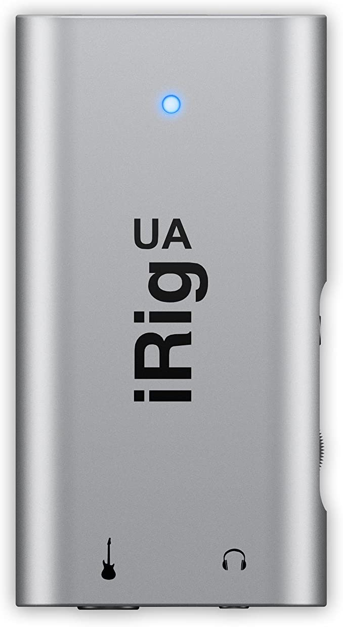 IK Multimedia iRig UA - Adaptador de Interfaz Multimedia