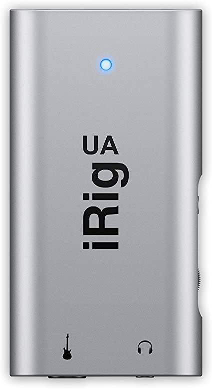 IK Multimedia Irig UA Guitar Effects Processor And Interface For Android