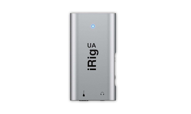 IKマルチメディアIP-IRIG-UA-IN Androidデバイス用iRig UAギターインターフェイスとプロセッサ   B00TY2X4BW