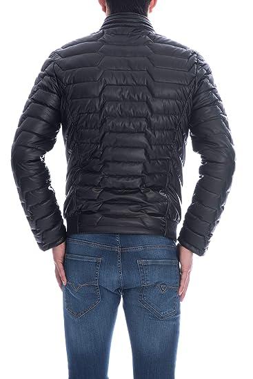 Guess Jeans Doudounes Jeans m84l36 Noir  Amazon.fr  Vêtements et accessoires d4b12a10dc6