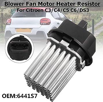 Calentador del Motor del Ventilador Resistor 351320011 V22790001 ...