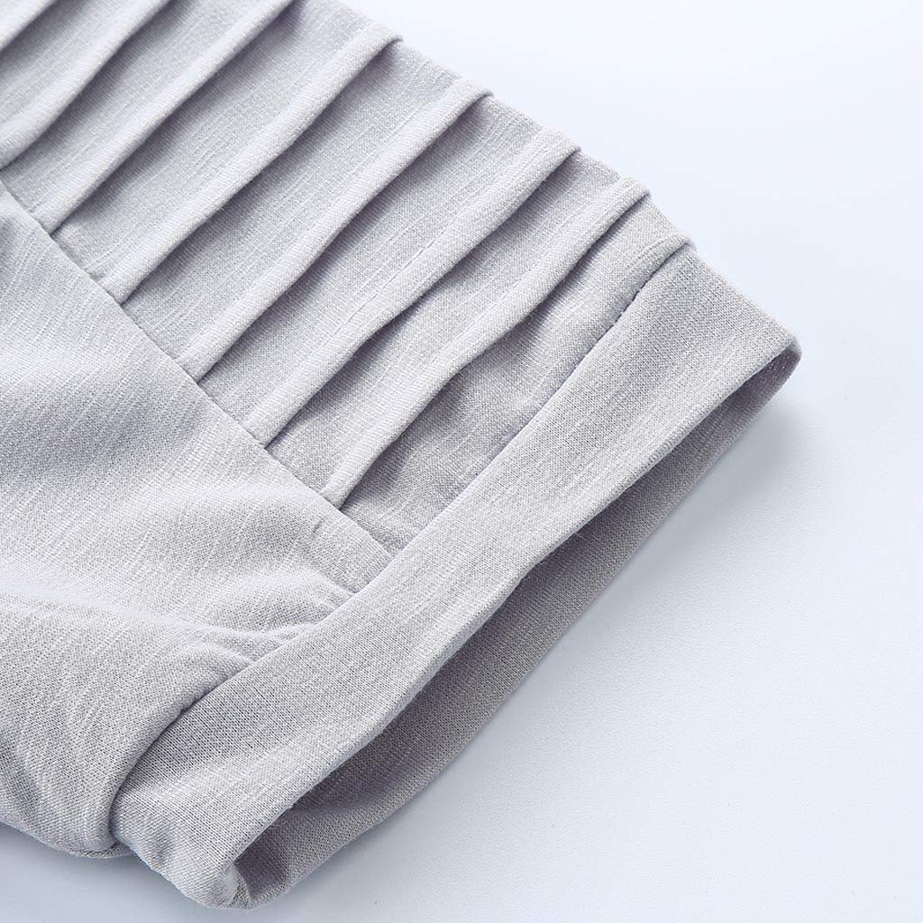 Zulmuliu-Mens T-Shirt,Mens Short Sleeve Heavyweight Crew Neck Pocket Tee