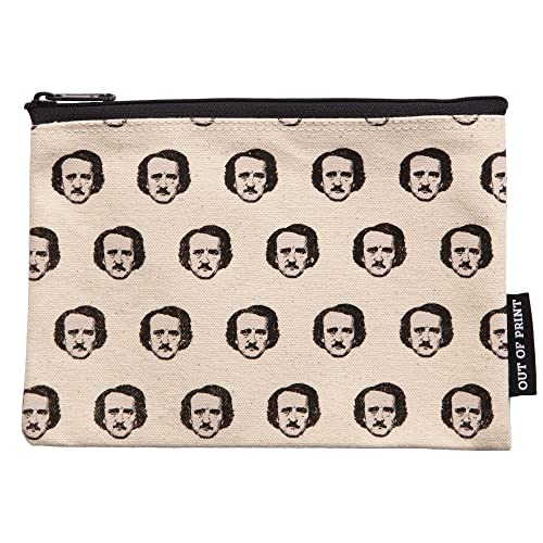 641e03d2f Edgar Allen Poe Poe-ka Dots Zipper Pouch  Amazon.ca  Shoes   Handbags