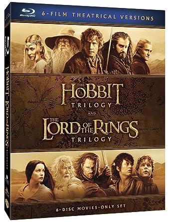 beauté magasin officiel aliexpress Le Hobbit et le seigneur des anneaux la trilogie 6 films en ...