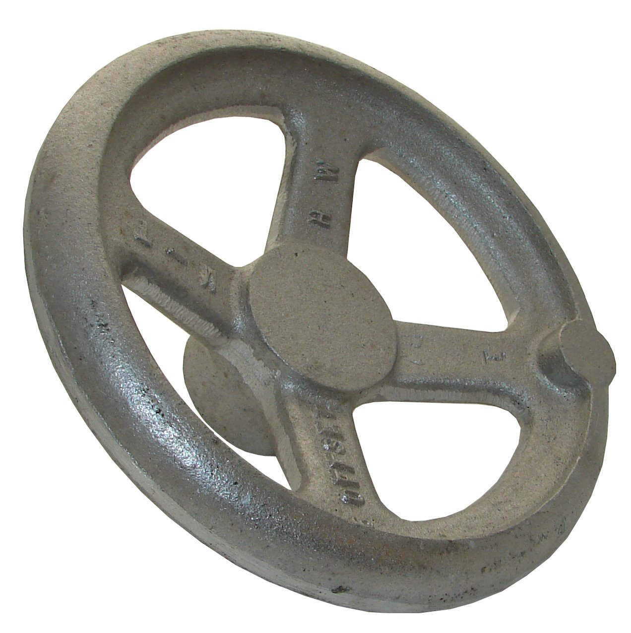 Morton OHW-4A Aluminum Offset Dished Hand Wheel, 4'' Diameter