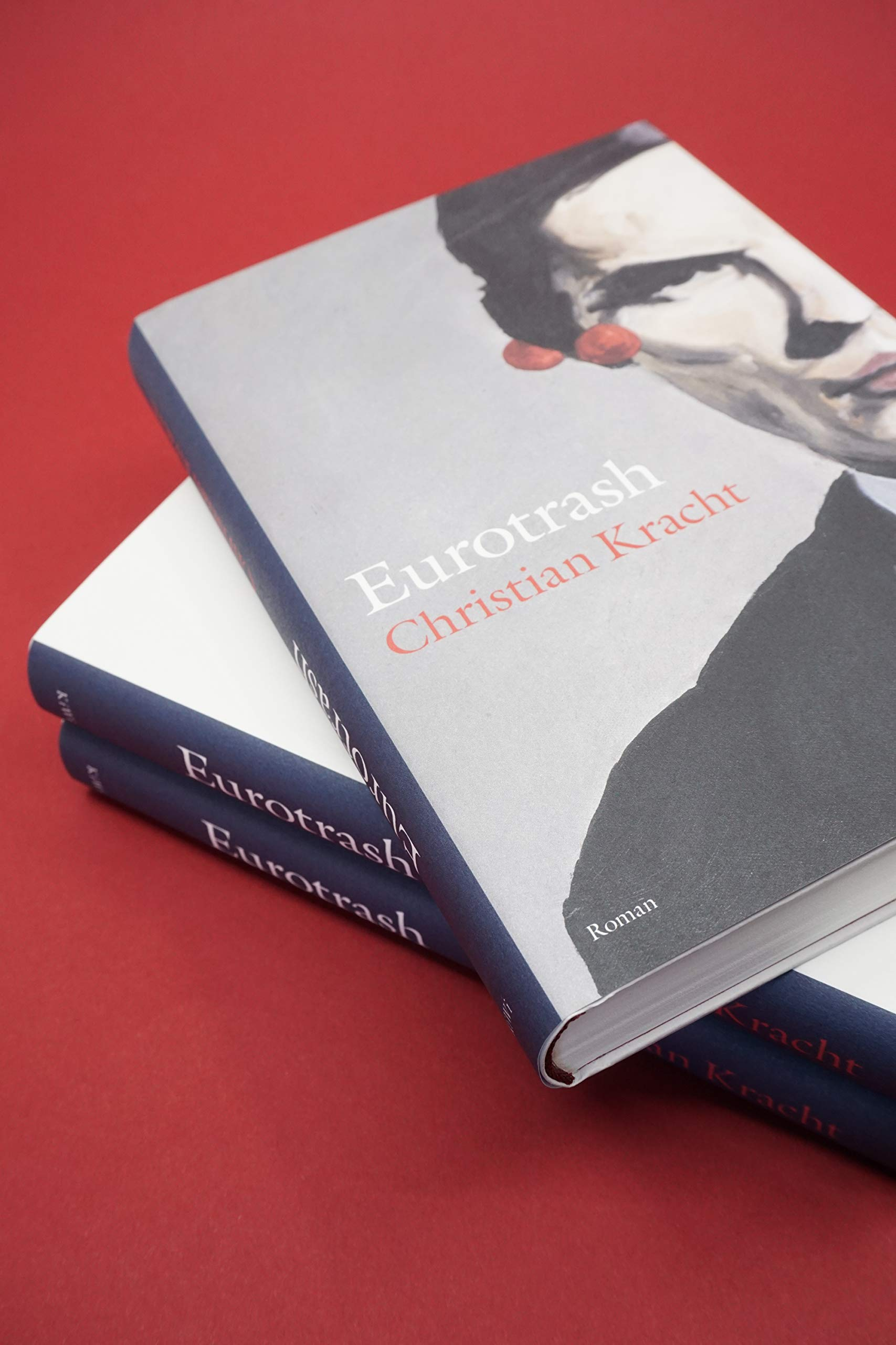 Eurotrash Roman Kracht Christian Bücher