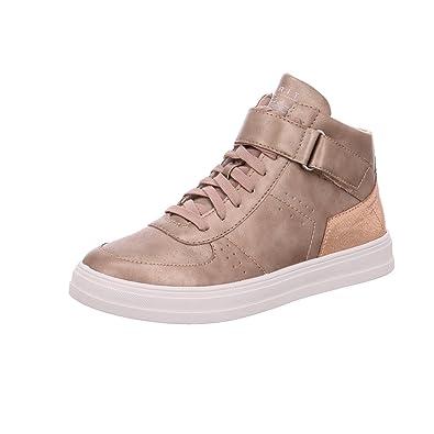 Damen Sneaker Alaska Bootie 106EK1W012-001 Grau 189530 Esprit 1U2YK0hMo