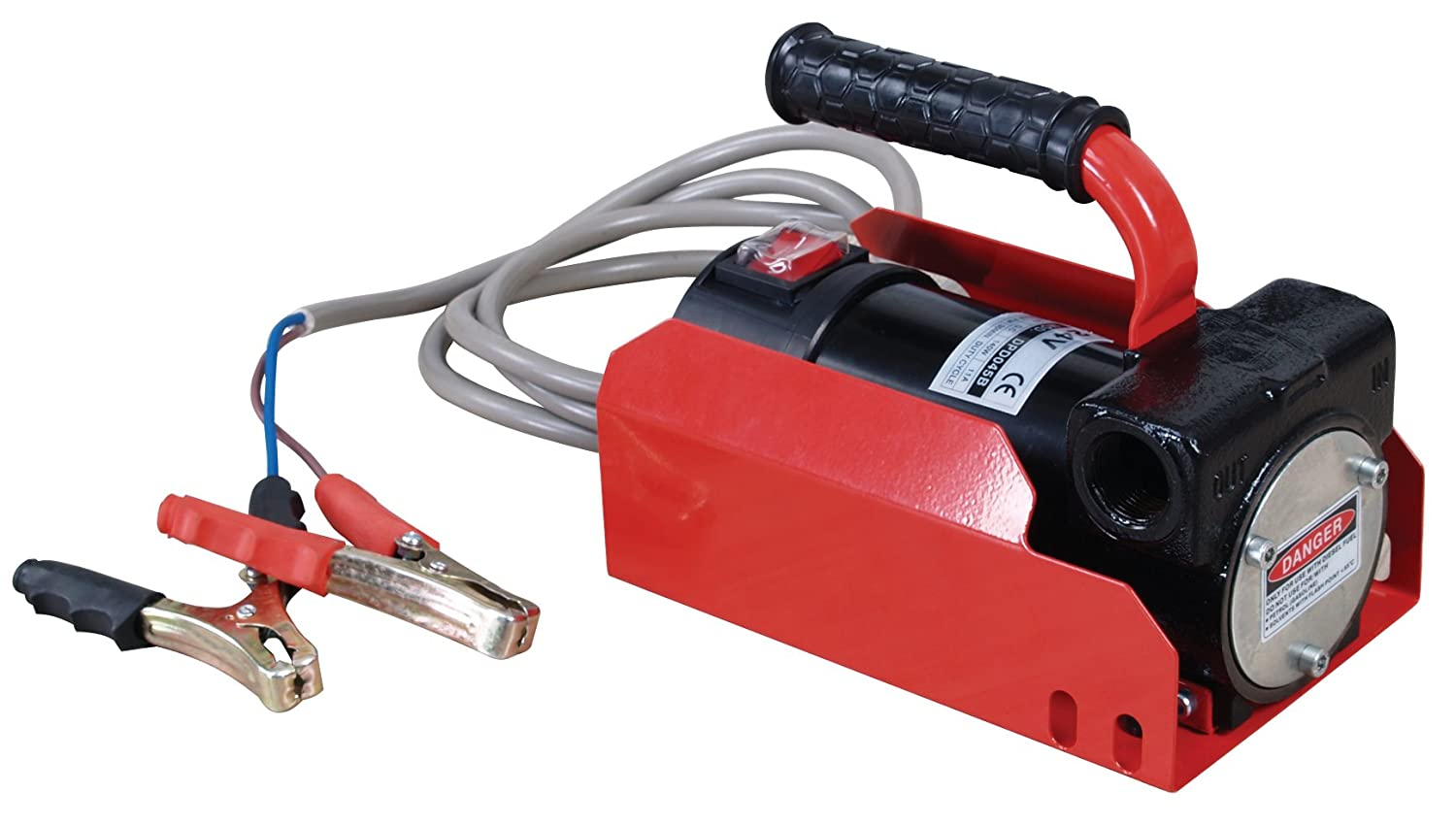 Amazon.com: FUELWORKS Electric Diesel Fuel Transfer Pump Kit, 12 Volts & 10  GPM; NOT For Gasoline: Industrial & Scientific