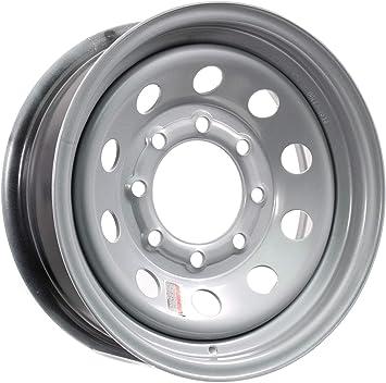 Aluminum Trailer Wheel Rim 16x6.5 Modular 8 Lug On 6.5 4.90 in Center Bore