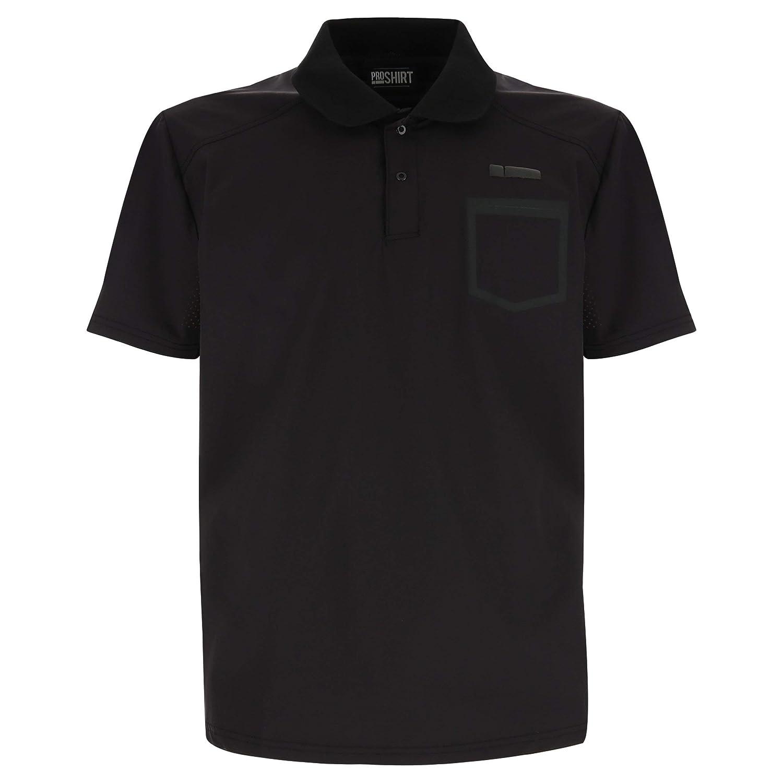 FREDDY Camisa M/C Polo con Inserciones de Rejilla: Amazon.es: Ropa ...
