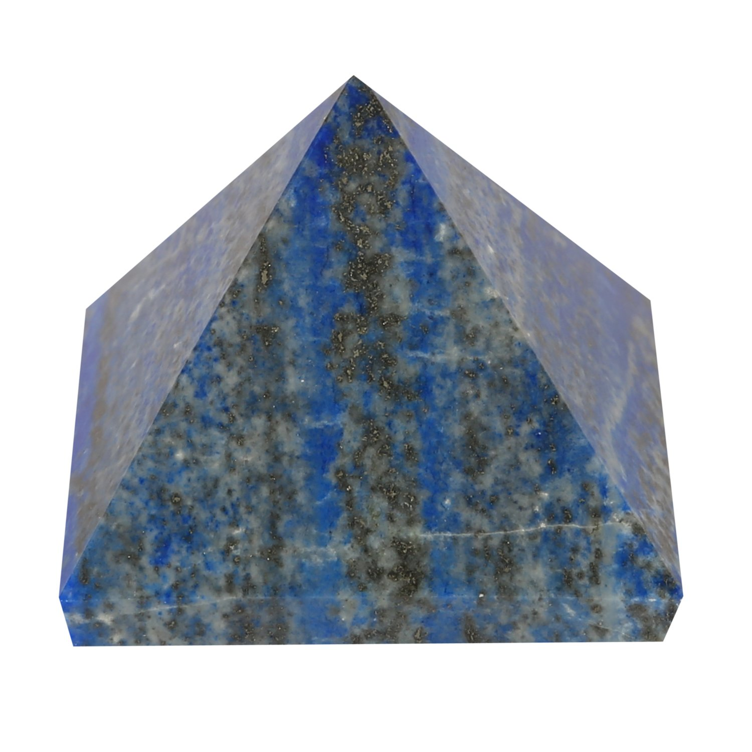 Aatmemstone Black Tourmaline Chakra Orgone Pyramid (Stone for Protection from all Negative Energies) Aatm Collection GAPC-32