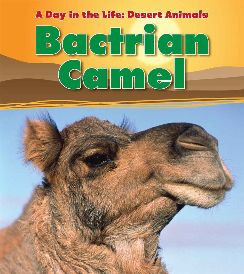 Read Online Bactrian Camel (A Day in the Life: Desert Animals) pdf epub