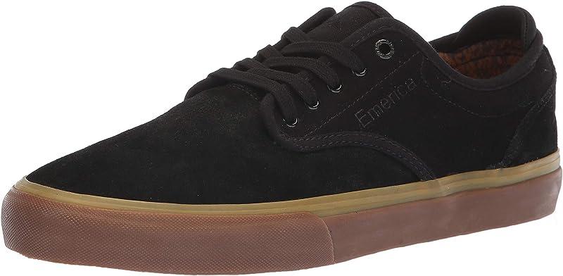 Emerica Wino G6 Sneakers Skateboardschuhe Herren Schwarz/Braun