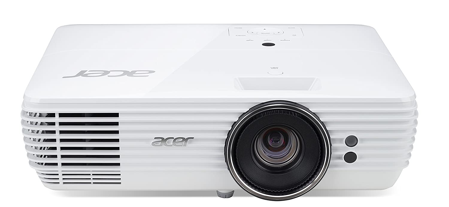 Acer Professional and Education M550 - Proyector (2900 lúmenes ANSI, DLP, 2160p (3840x2160), 16:9, 660,4 - 7670,8 mm (26 - 302