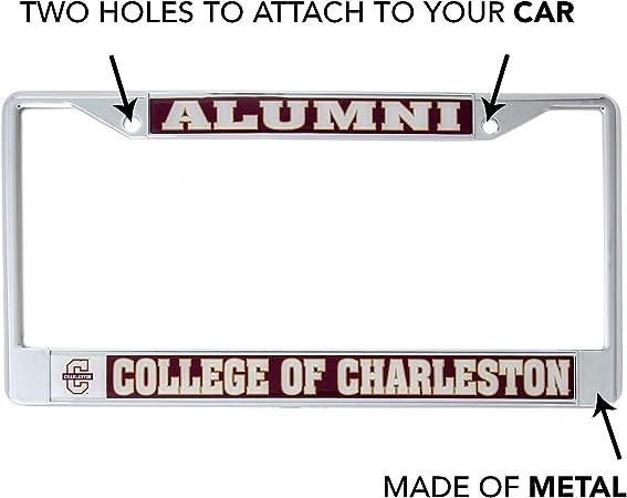College of Charleston License Plate Mom