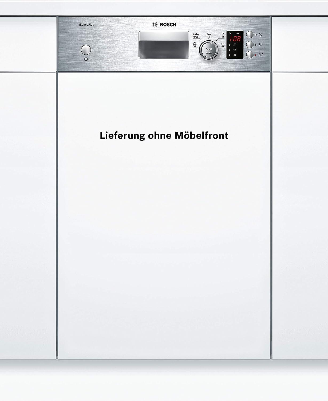 Bosch Serie 2 SPI25CS03E lavavajilla Totalmente integrado 9 ...