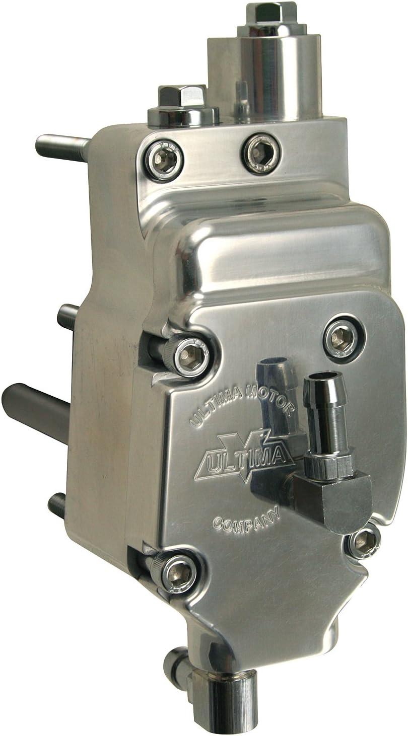 Ultima Billet Forward Controls Polished 5//8 Bore for 1936-1999 Big Twin