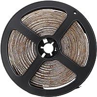 SODIAL(R) Tira 300 3528 SMD LED Impermeable Blanco