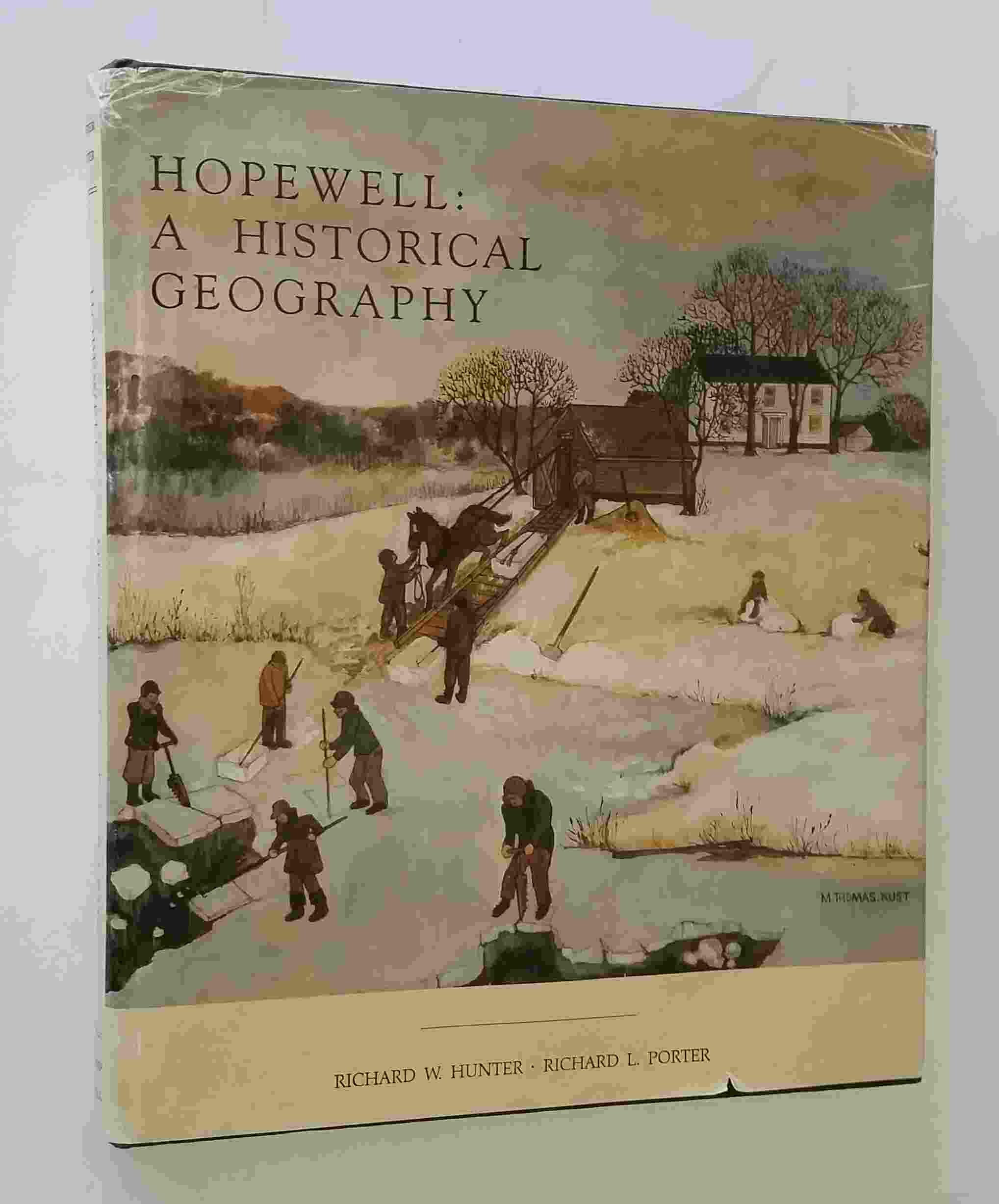Hopewell : A Historical Geography