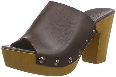 a75dd94483f72f I love candies ILC Women s Sandale Open Toe Sandals Brown Size  7 ...