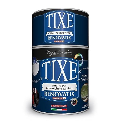 14 opinioni per TIXE 405604 Renovatix Smalto Sanitari e Ceramiche, Rosso, 750 ml