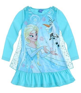 Disney Frozen Camicia da Notte delle Ragazze