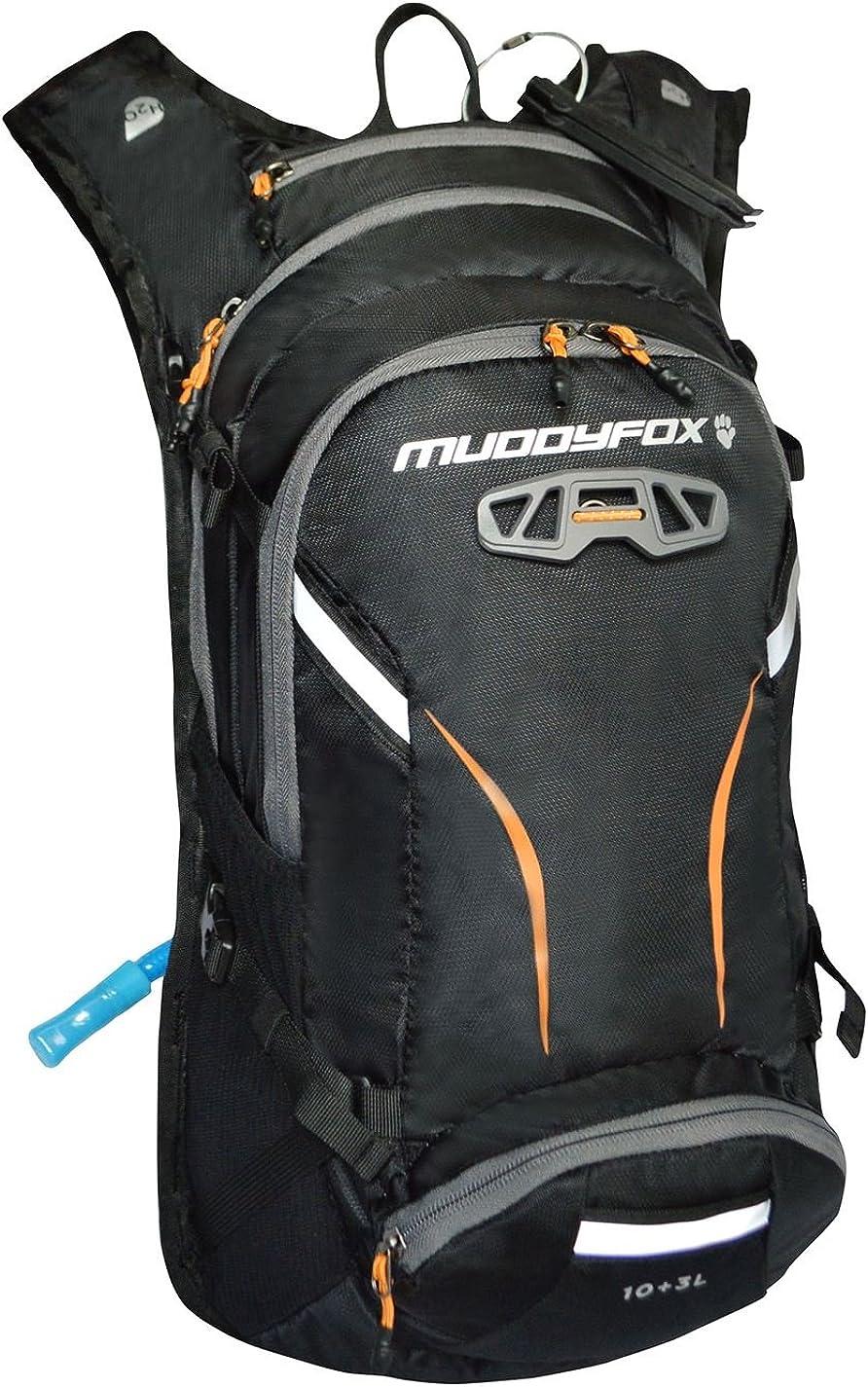 Muddyfox Unisex Buzz 10L Package Hydration