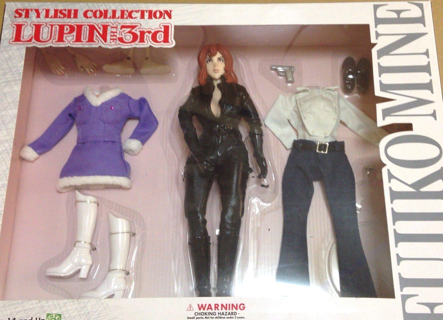 Stylish Collection - Lupin III [Fujiko Mine] (DX Ver.) (japan import)