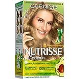 Coloração Nutrisse Creme 80, Louro Patria Amada, Garnier