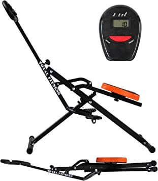 New Total Fitness Body Crunch Pro Display Bauchmuskeln ab7700
