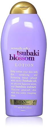 OGX Sensually Soft Tsubaki Blossom Lotion, 19.5 Ounce