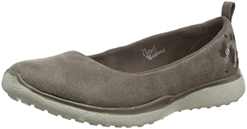 Skechers Microburst - Autumn Bloom, Ballerines Bout fermé Femme