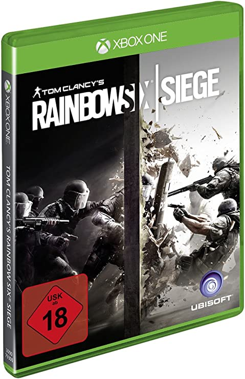 Tom Clancys Rainbow Six Siege [Importación Alemana]: Amazon.es ...