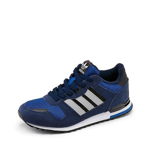 Rubí Espíritu patata  Zapatillas adidas - Zx 700 K Azul Royal/Gris Solid/Blanco 40: Amazon.es:  Zapatos y complementos