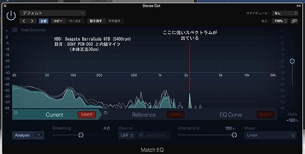 HDD2側のスロットが不良。ピーという音も不快。
