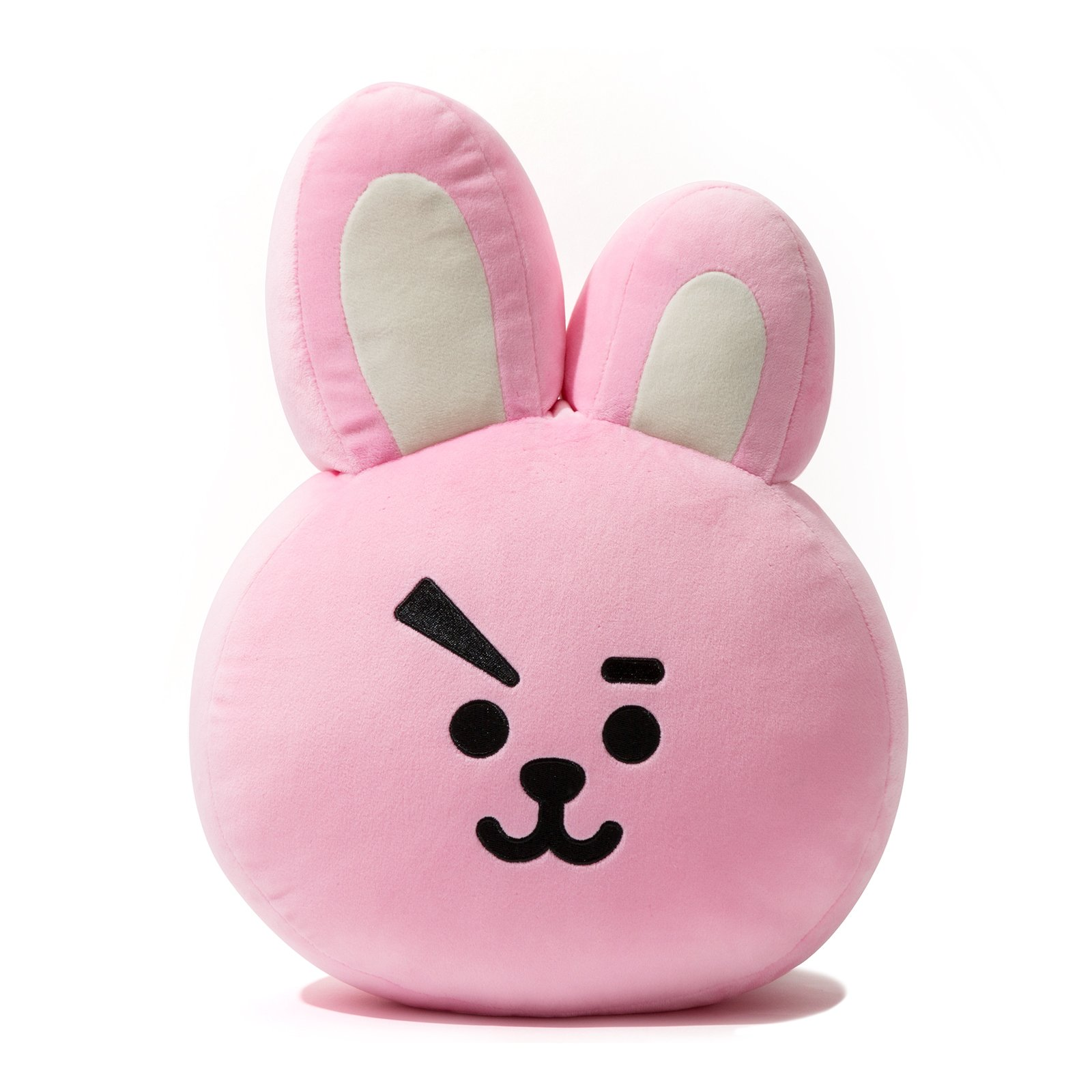 BT21 Official Merchandise by Line Friends - Cooky Decorative Throw Pillows Cushion, 16.5 Inch by BT21