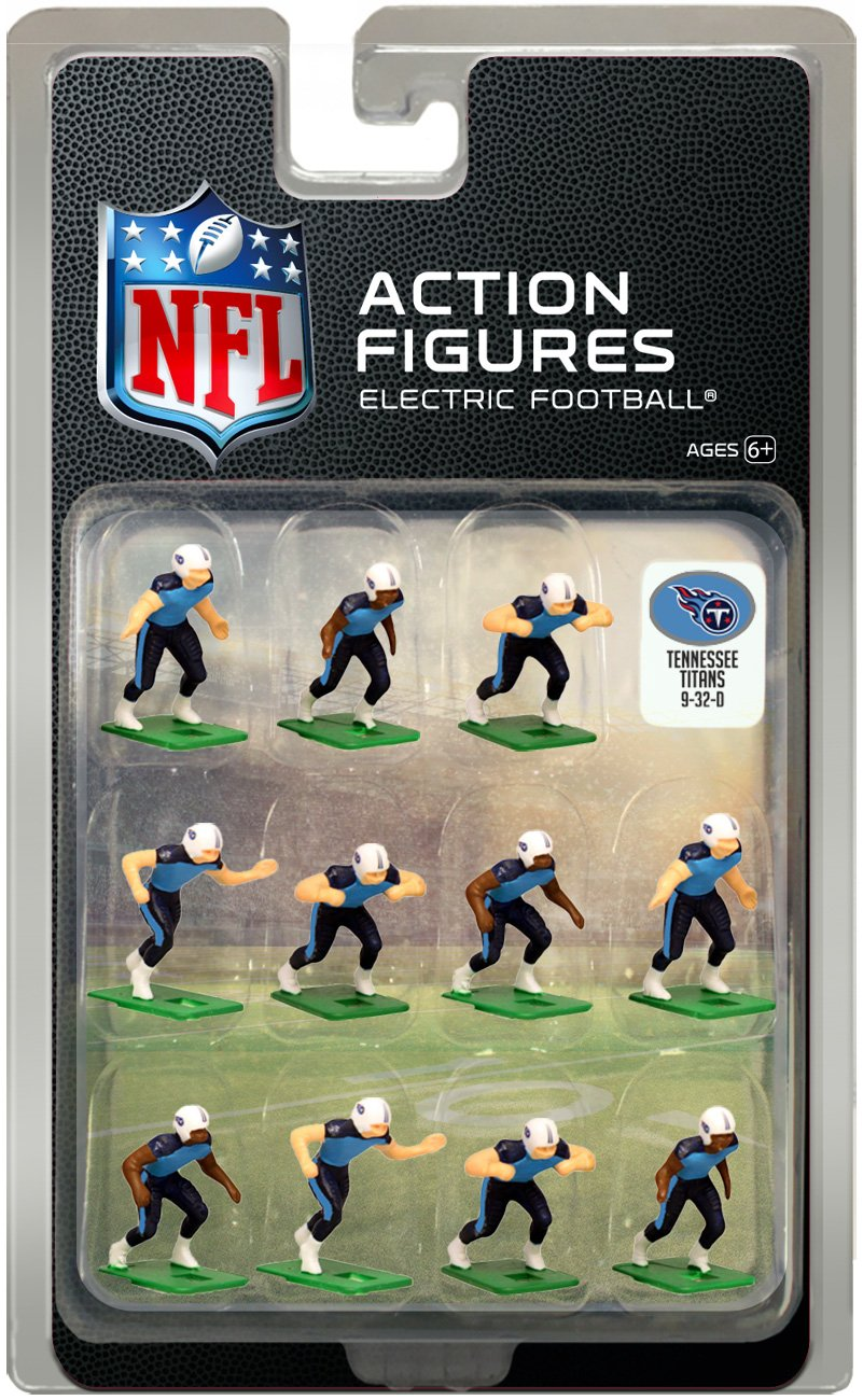 Tennessee TitansHome Jersey NFL Action Figure Set