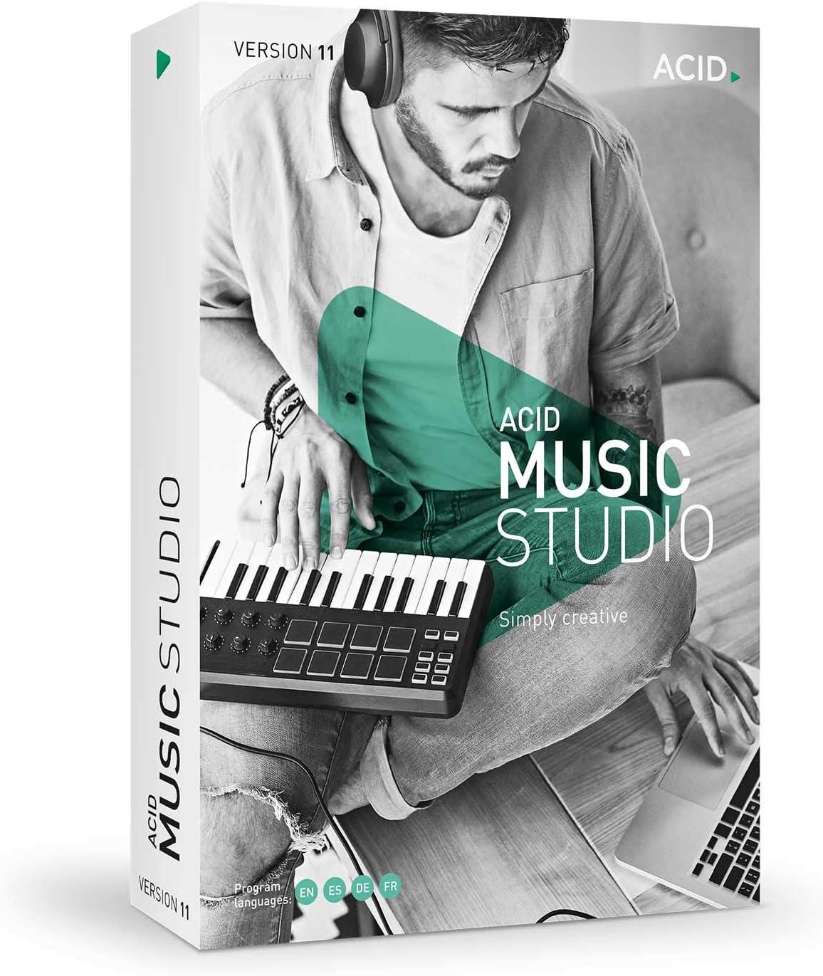 Acid Music Studio - Version 11 - Simply Creative
