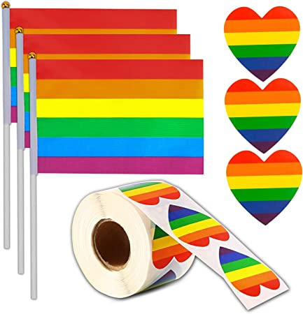 OVER THE RAINBOW TABLEWARE and PARTY DECORATIONS Pride Celebration and Parties
