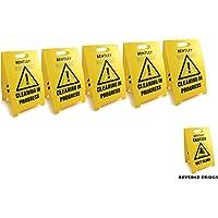Bentley - Pack de 5 carteles de advertencia
