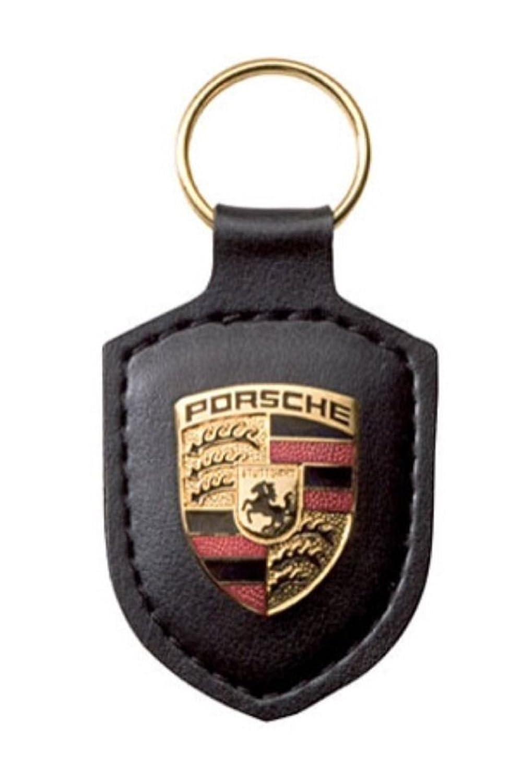 Porsche - Llavero Negro Negro: Amazon.es: Zapatos y complementos