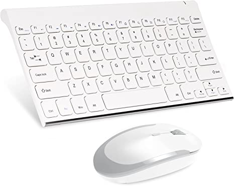 2.4G Mini BT Micro Wireless Keyboard And Mouse Combination For Notebook Laptop